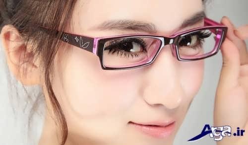 مدل عینک زیبا و باکلاس دخترانه
