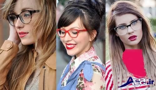 عینک دخترانه