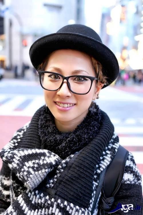 عینک زیبا و شیک دخترانه