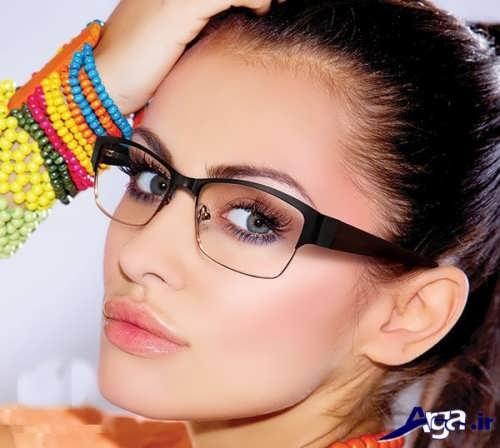 مدل عینک شیک دخترانه