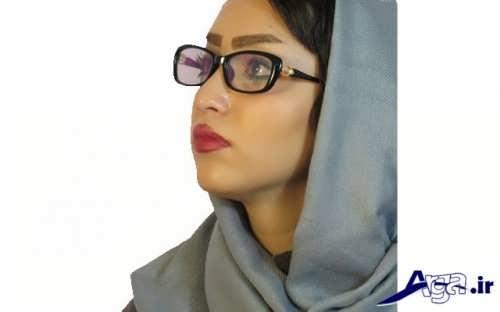 عینک شیک و متفاوت دخترانه