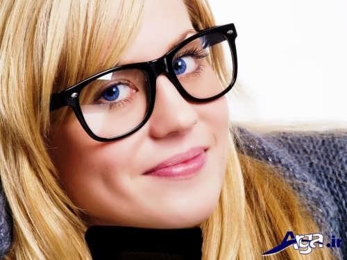 مدل عینک شیک و جذاب دخترانه