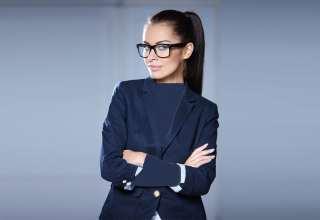 مدل عینک طبی دخترانه زیبا و شیک
