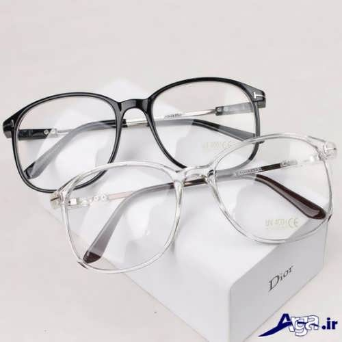 مدل عینک طبی دخترانه جدید و متفاوت