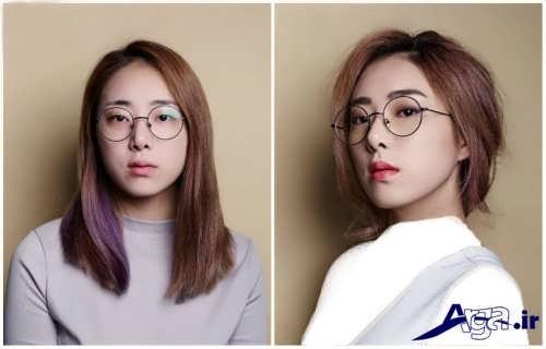 مدل عینک کره ای دخترانه