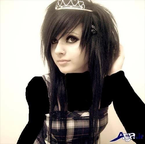 رنگ مو زیبا و شیک دخترانه