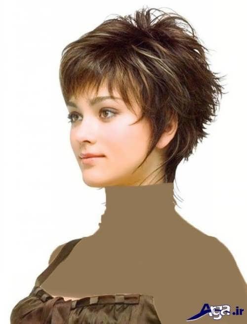 مدل موی شیک و زیبا زنانه