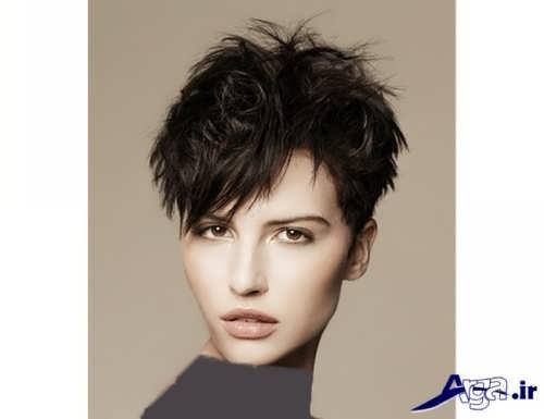 مدل موی جلوی سر دخترانه