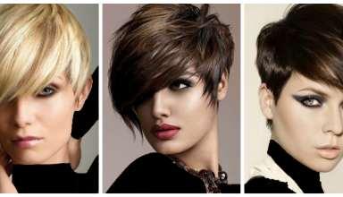 مدل موی جلوی سر زنانه و دخترانه