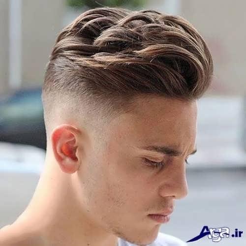 مدل موی شیک و متفاوت آلمانی