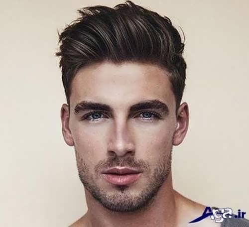 مدل موی بلند و جذاب مردانه