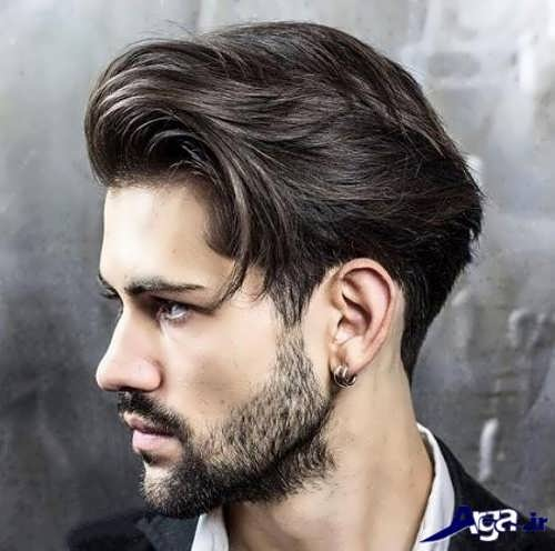 مدل مو بلند آلمانی