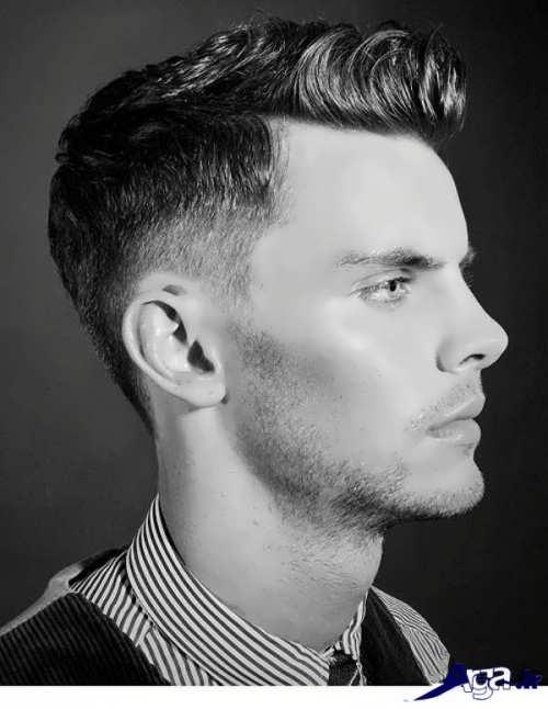 مدل مو پسرانه آلمانی