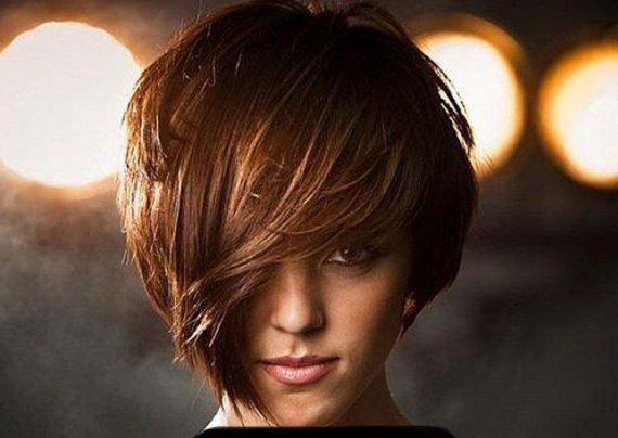 مدل کوتاهی مو برای صورت کشیده و لاغر