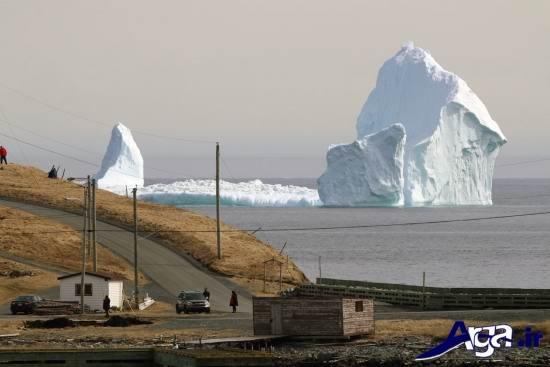 عکس های مختلف از کوه یخ