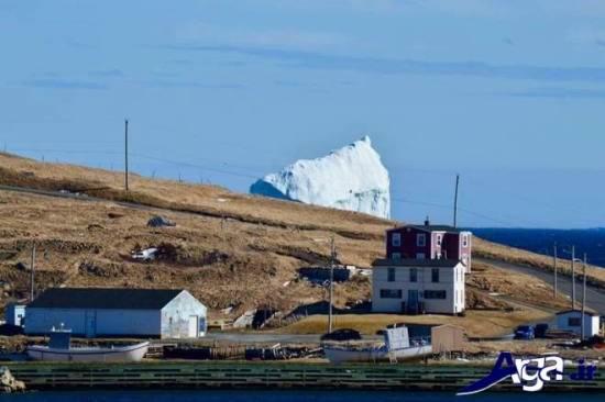 عکس های کوه یخ