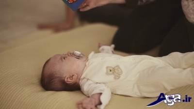 بی خوابی نوزادان