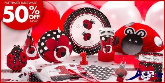 طرحهای جالب برای جشن تولد