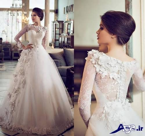 [تصویر:  Long-Sleeve-Wedding-Dress-6.jpg]