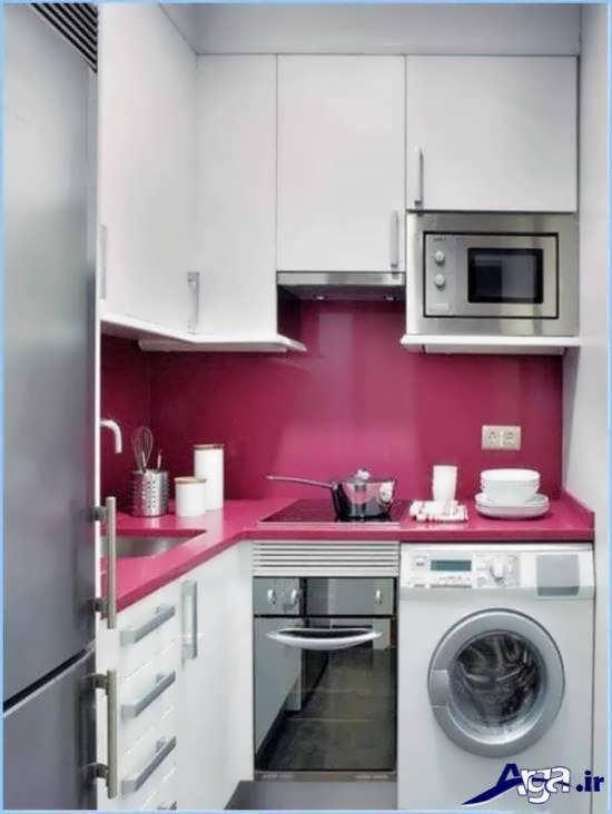 مدل کابینت برای فضای کوچک آشپزخانه