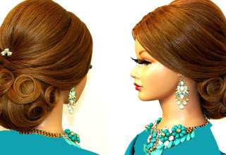 مدل آرایش موهای بلند زنانه و دخترانه