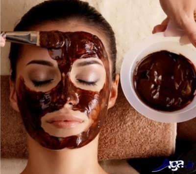 ماسک ضد چروک با قهوه