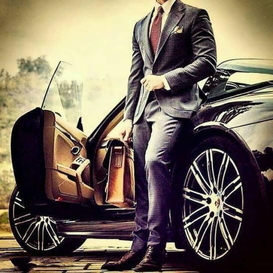 عکس لاکچری برای پروفایل مردان