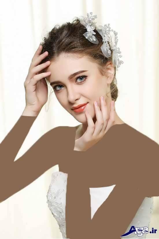 مدل گریم عروس حرفه ای و شیک