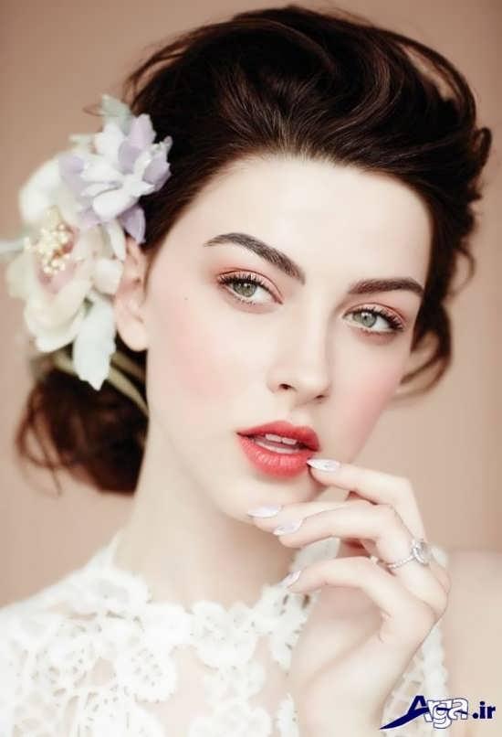 مدل گریم عروس شیک و جذاب