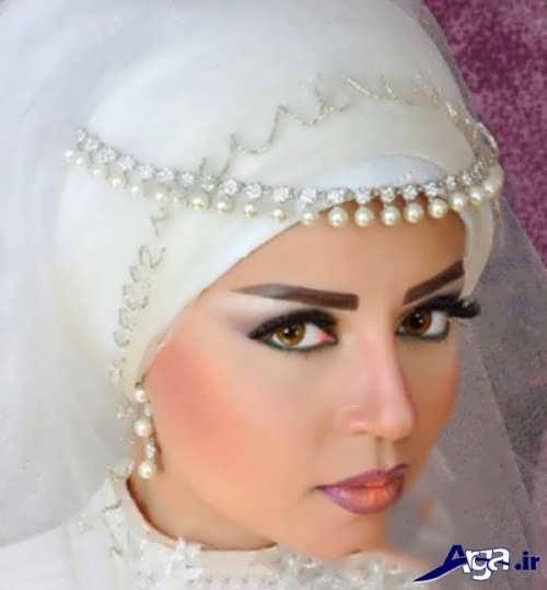 مدل حجاب زیبا عروس
