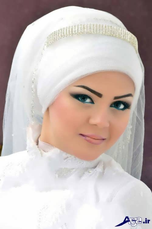 مدل حجاب زیبا و شیک عروس