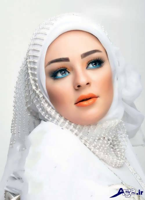 مدل حجاب جدید عروس