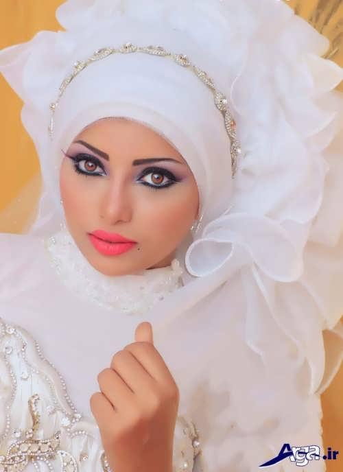 مدل حجاب زیبا و جذاب عروس