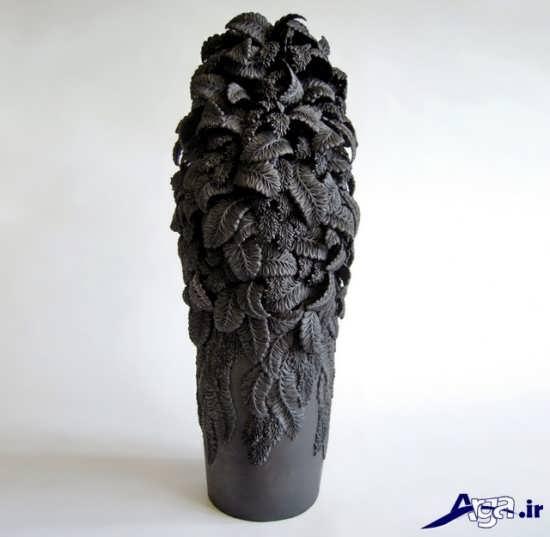انواع طرح و مدل گلدان رو میزی طراحی شده