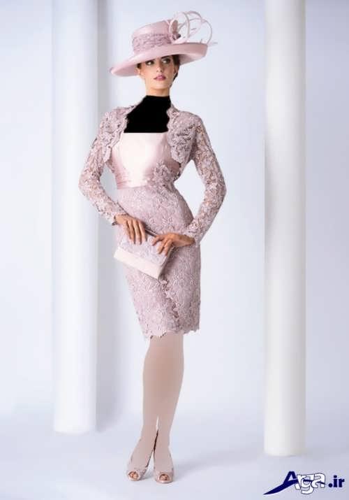 مدل دامن گیپور مجلسی با طرح های شیک و زیبای بلند و کوتاه