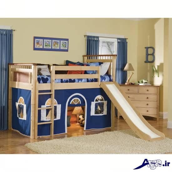 انواع تخت خواب های فانتزی کودک