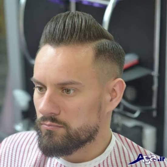 انواع مدل موی مردانه جذاب و امروزی