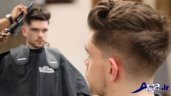 جذابیتهای مدل موی مردانه برای آقایان