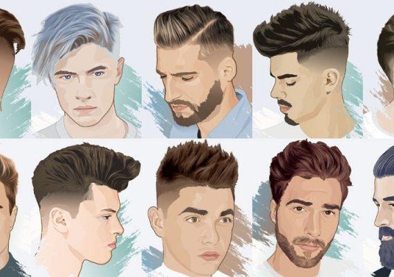 انواع مدل موی مردانه و پسرانه جدید و جذاب