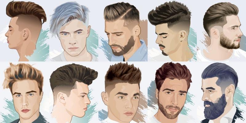 مدل موی جدید مردانه مخصوص مردان شیک پوش