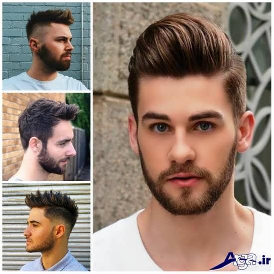 چند نوع مدل موی جدید پسرانه و مردانه