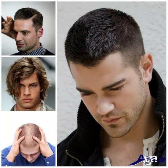 دنیای زیبای مدلهای موی مردانه