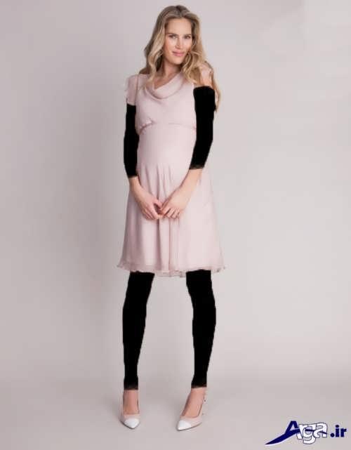 مدل لباس شیک و ساده حریر