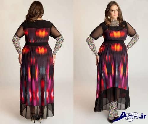 مدل لباس شیک و زیبا حریر