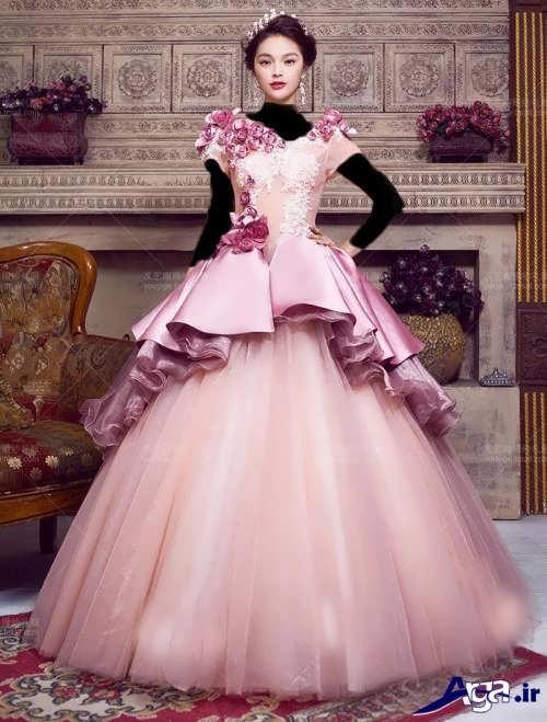 مدل لباس شیک پرنسسی