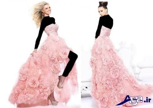 لباس نامزدی پرنسسی شیک