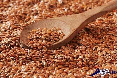 خواص بذر کتان برای سلامتی