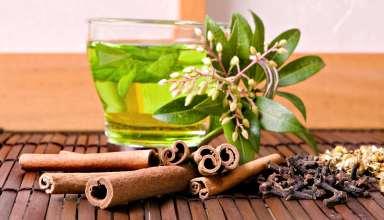 خواص چای سبز با دارچین