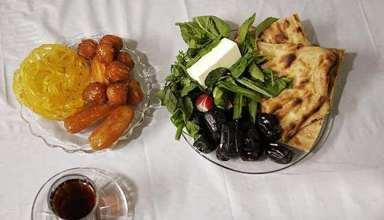 قیمت خوراکی در ماه رمضان