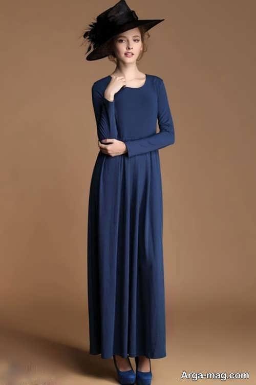 مدل لباس شب ریون شیک